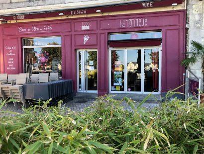 Saumur : Norias<br>à la Tonnelle